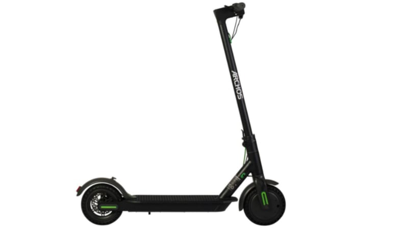 Archos Citee Connect, World's First Android-Powered Electric Scooter, to Be Previewed at MWC 2018