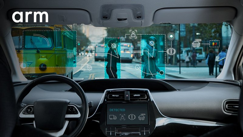 ARM Cortex-A65AE SoC Unveiled, Aimed at Self-Driving Car Sensors
