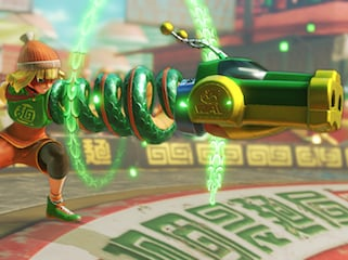 Everything You Need to Know About Arms, a New Game on Nintendo Switch