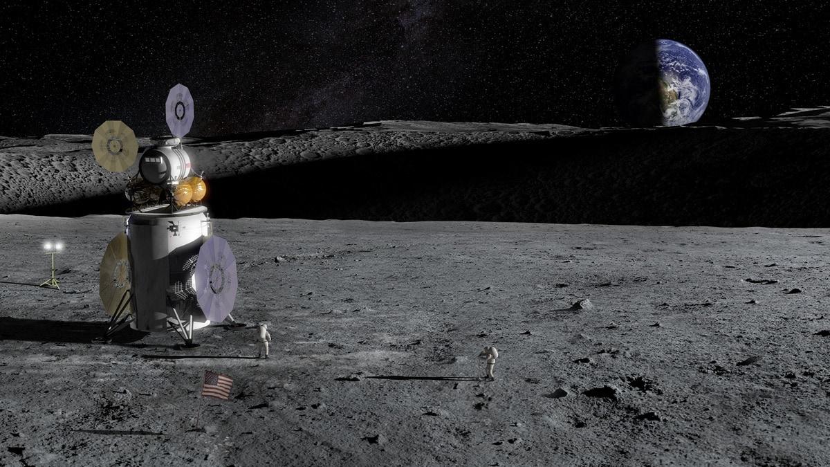 NASA Seeks Ideas From US Firms on Future Lunar Lander