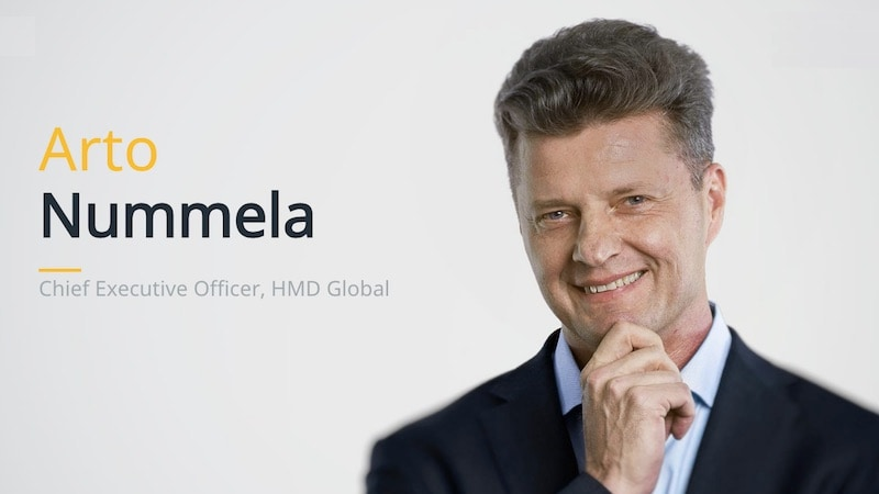 HMD Global CEO Arto Nummela Leaves the Company
