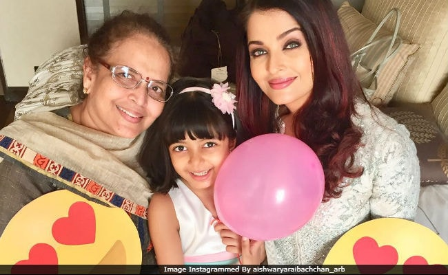Mother's Day 2018: Dear Aishwarya Rai Bachchan, Thank You For This Pic