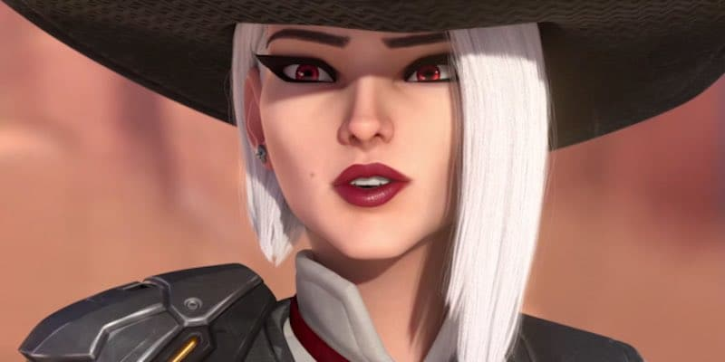 Overwatch New Hero Ashe Announced At Blizzcon 2018 Technology News