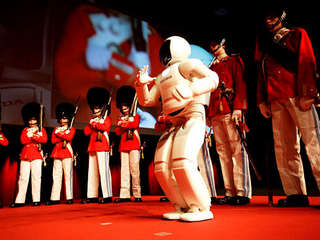 End of the Line for ASIMO, Honda's Famed Robot?