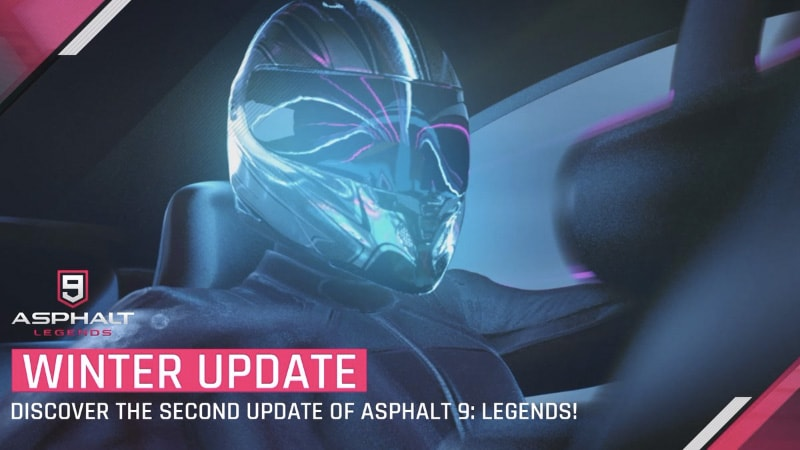 Asphalt 9: Legends Now Runs at 60fps on iPhone XS, iPhone XR; Gets New Game Modes