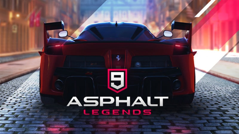 Asphalt 9: Legends Available for Pre-Registration on Google Play With Rewards