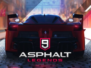 Asphalt 9: Legends for Android and iOS Now Available Worldwide