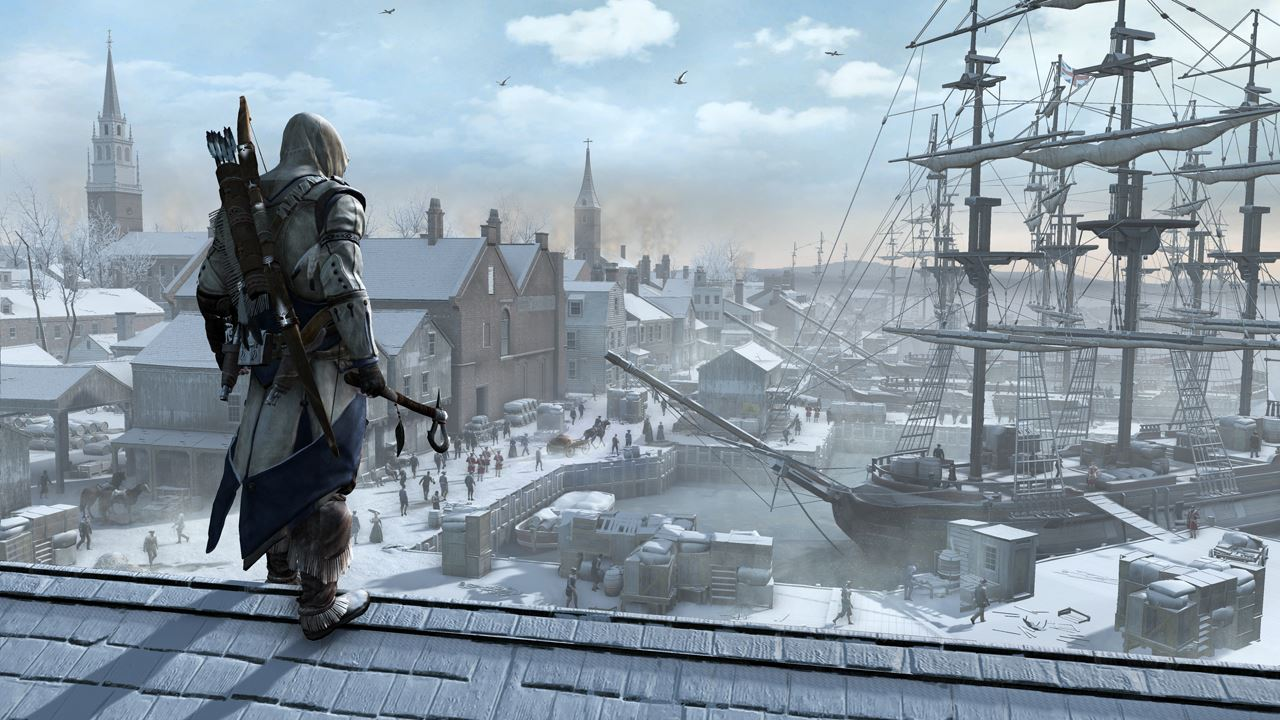 assassins creed 3 remastered ps4 free