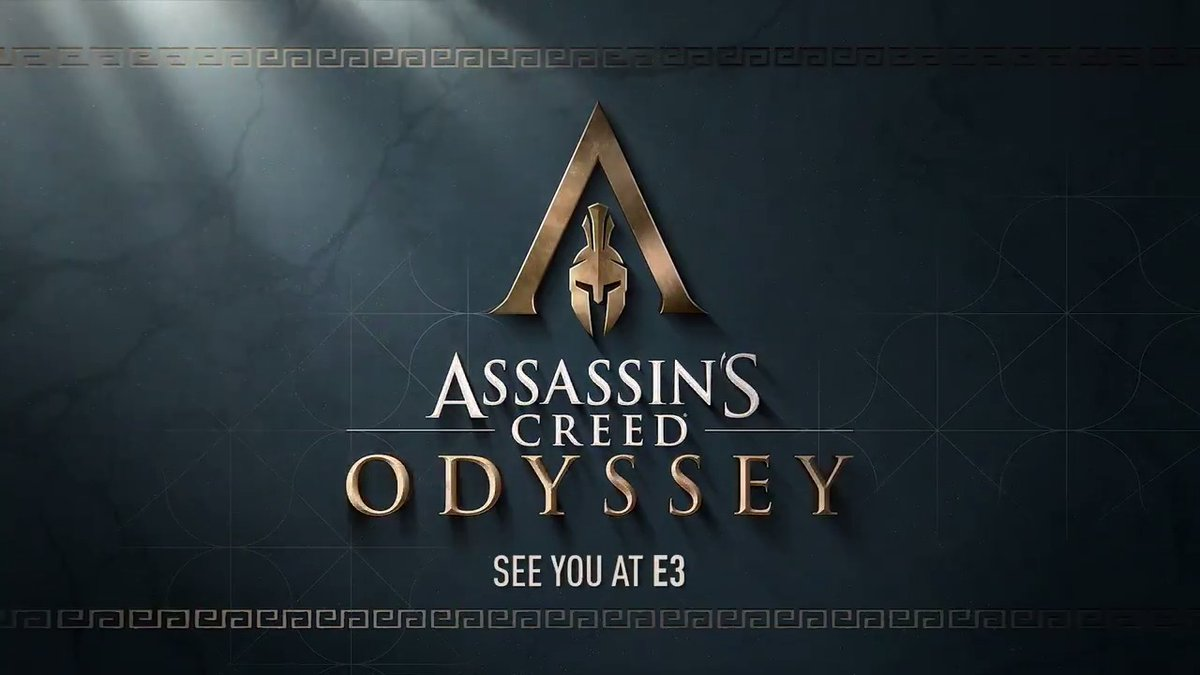 Assassin's Creed Odyssey Is the Next Entry, Ubisoft Confirms