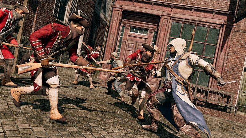 Assassin's Creed III Remastered is confirmed to be available in March