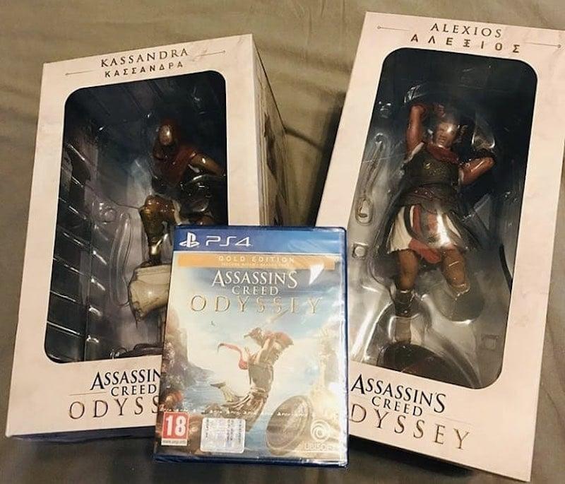 Assassin's Creed Odyssey Release Date Broken Internationally