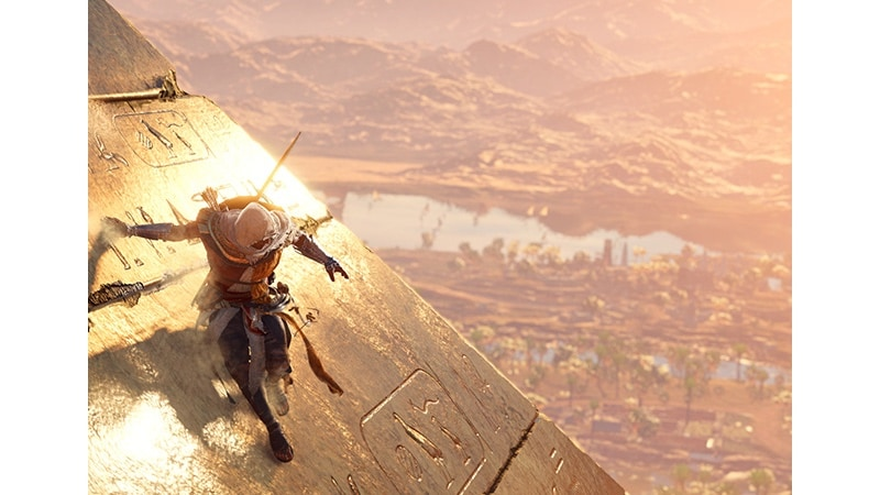 We Played Assassin's Creed Origins and Wolfenstein 2: Here's What You Need to Know