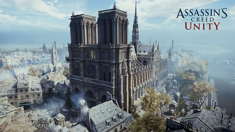 Notre-Dame Paris: Ubisoft Offers Assassin's Creed Game for Free