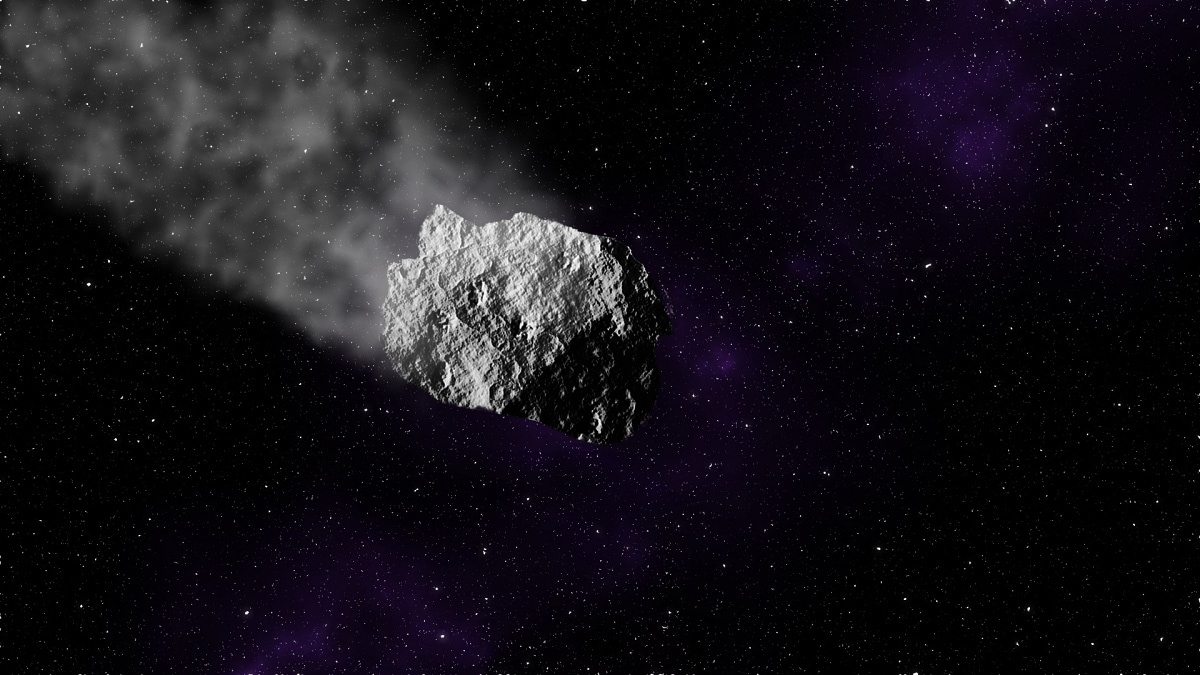 Asteroid The Size Of The World's Tallest Building To Fly Past Earth