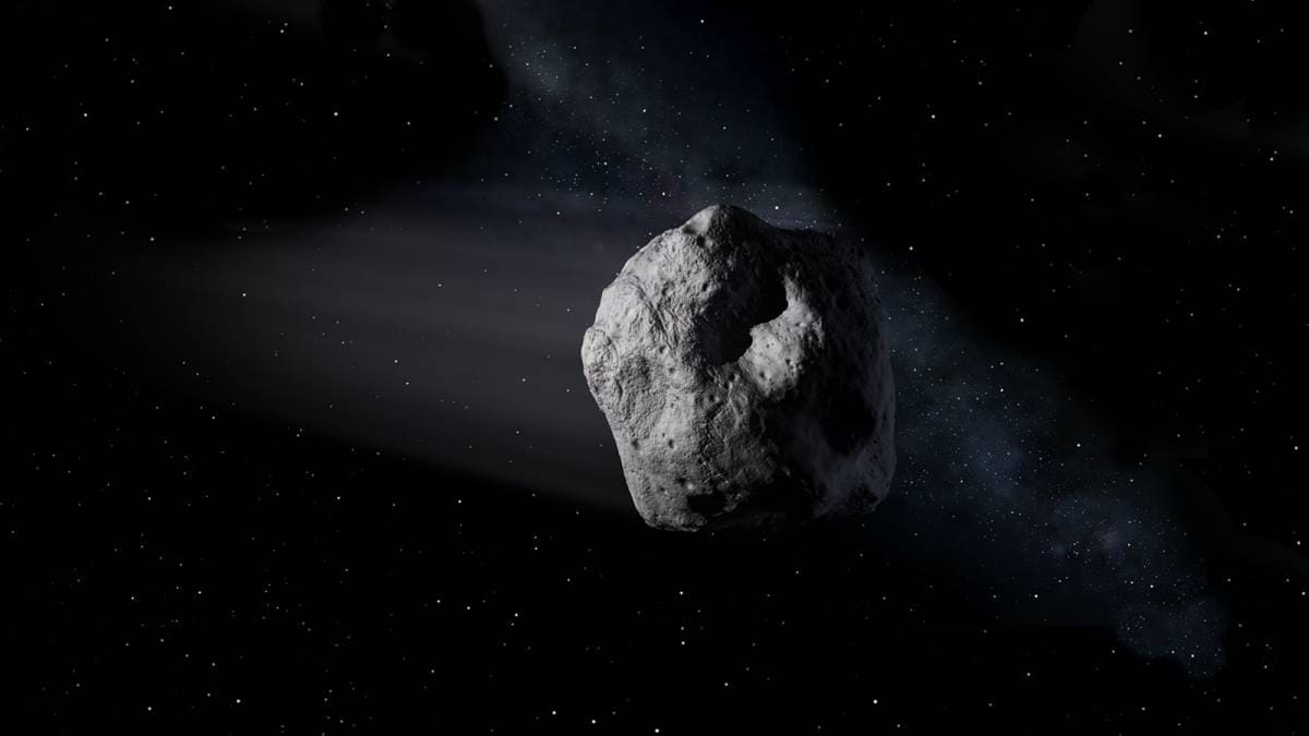 A Massive Asteroid Moving Towards The Earth: NASA Gives Warning
