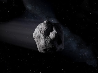 Newly Discovered Asteroid Zipped Past Earth on April 15