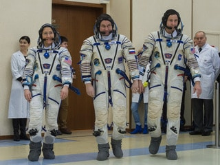 Astronauts Optimistic for ISS Launch After Botched Flight