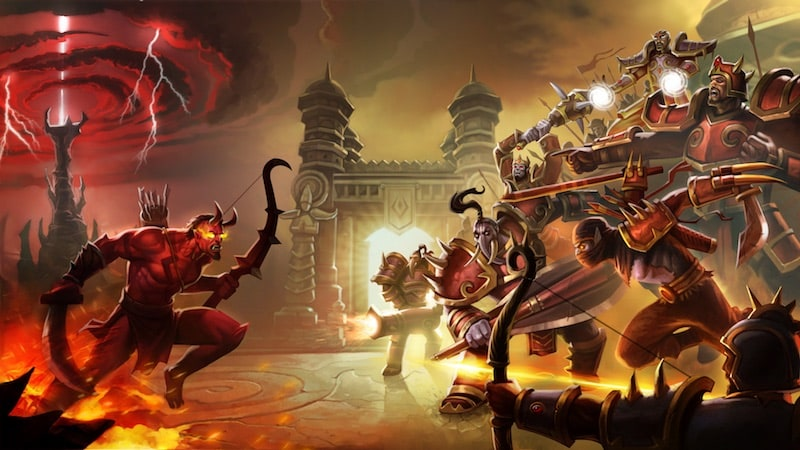 Asura Is the First Made in India Nintendo Switch Game
