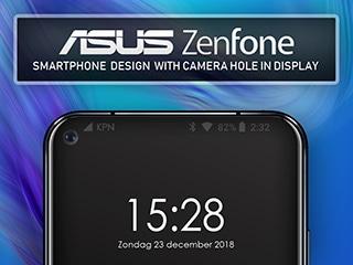 Asus Phones May Sport Pop-Up, Display Hole Camera Designs, Patents Hint