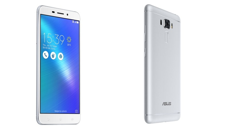 Asus ZenFone 3 Laser (ZC551KL) Goes on Sale: Price and Specifications