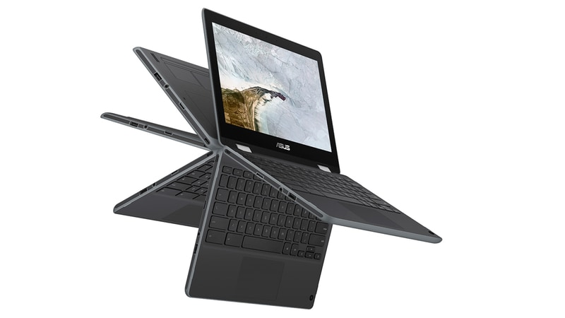 Asus Announces 4 New Durable Chromebooks Ahead of CES 2019, Including Its First Tablet