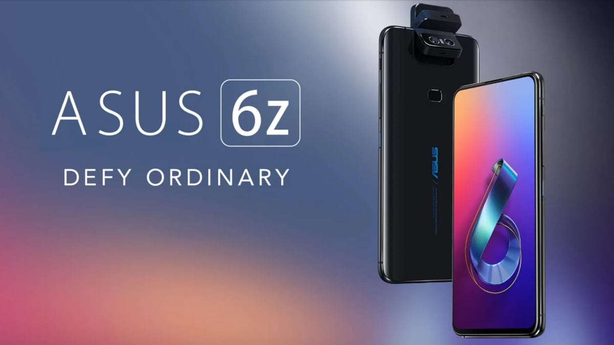 ASUS ZenFone 6 Launching In India As ASUS 6Z On June 19th