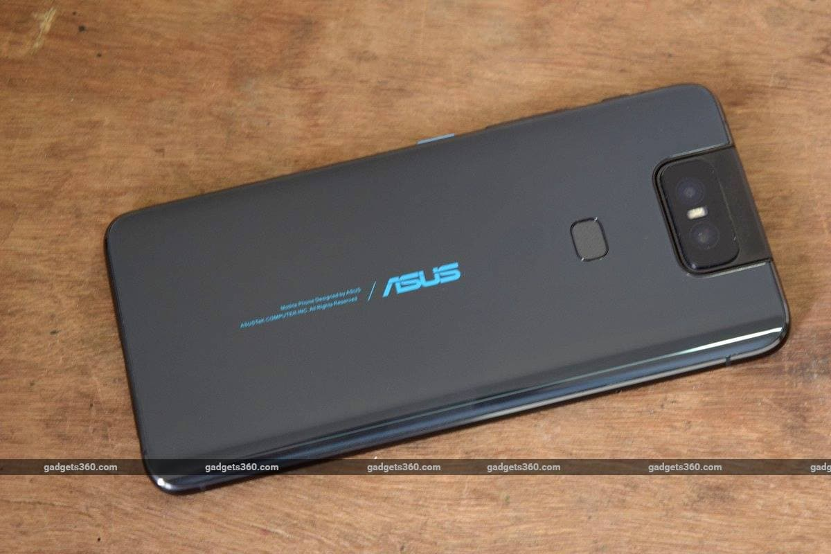 Asus 6Z Starts Receiving Android 10 Update in India, Gets System-Wide Dark Mode, Gesture Navigations, and More