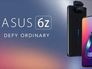 ZenFone 6 को Asus 6Z नाम से भारत में किया जाएगा लॉन्च