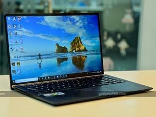 Asus ZenBook 15 (UX533F) Review