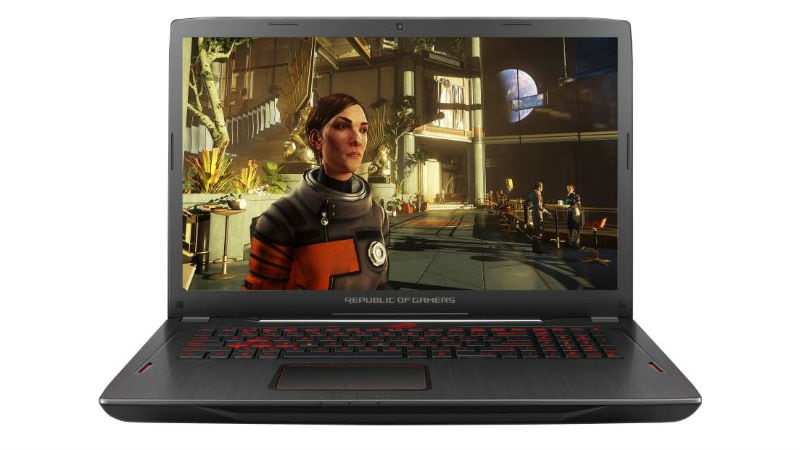 Asus ROG Strix GL702ZC Laptop With AMD Ryzen 7 Launched in India: Price, Specifications
