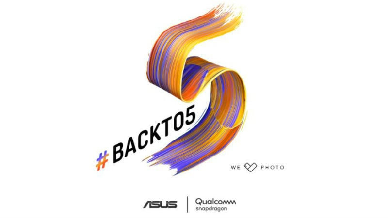 Asus Zenfone 5 Series will be on 27 Feb at MWC 2018