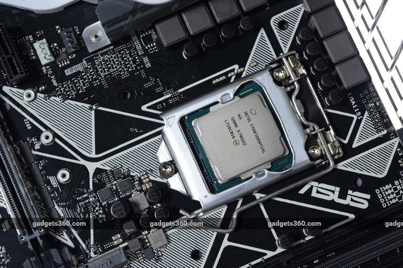 Intel Core i7-8700K 'Coffee Lake' and Asus Prime Z370-A Review