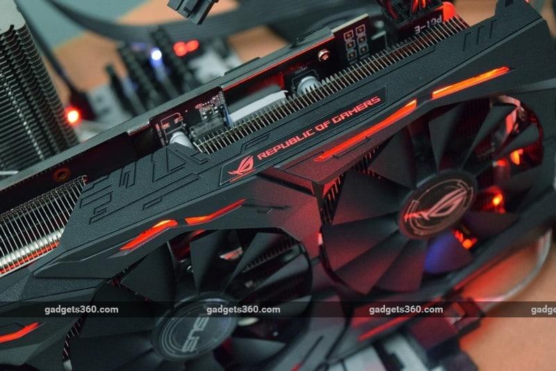 Asus ROG Strix Radeon RX 580 8GB OC Review | NDTV Gadgets360 com
