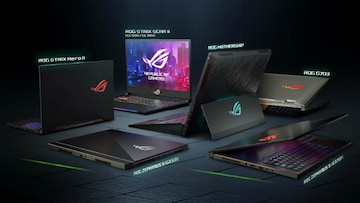 30daedcbcb0c Asus ROG Strix SCAR II, ROG Strix Hero II, Other ROG Gaming Laptops ...