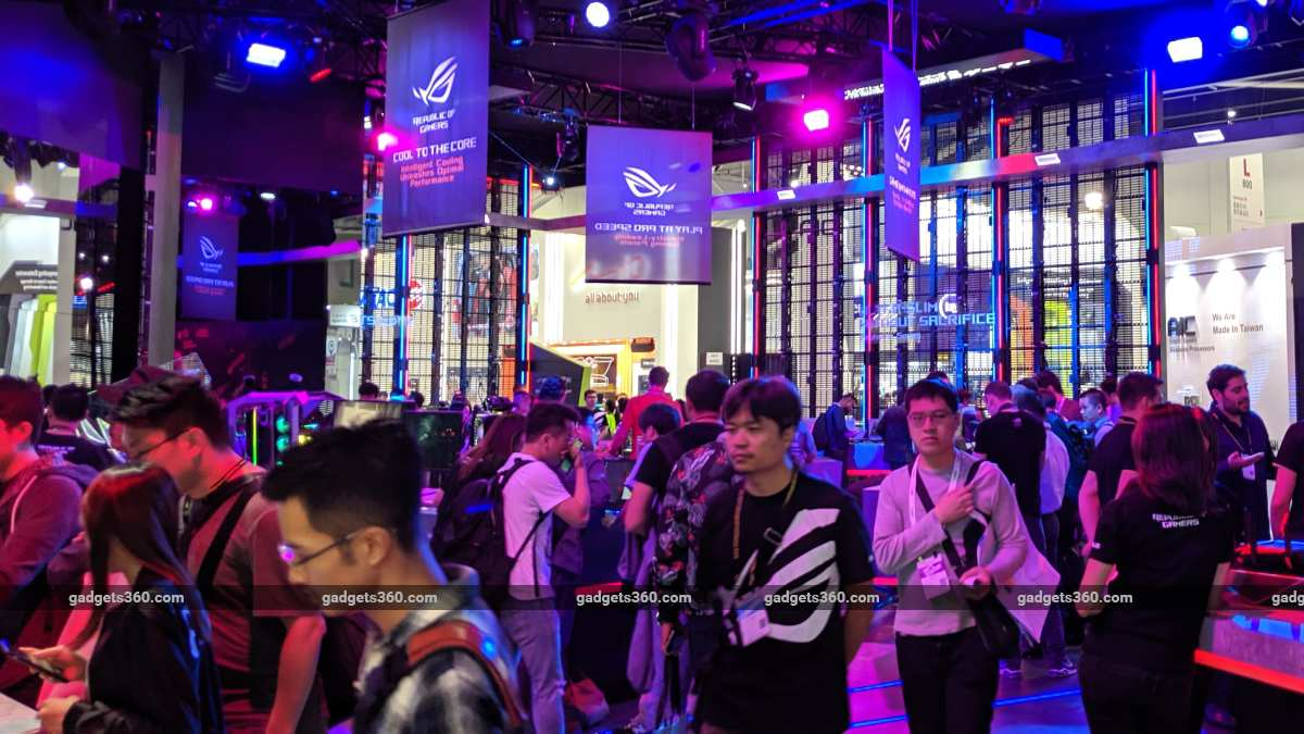Computex 2019: AMD, Intel, Asus Bring the Energy Back to PCs and Hardware