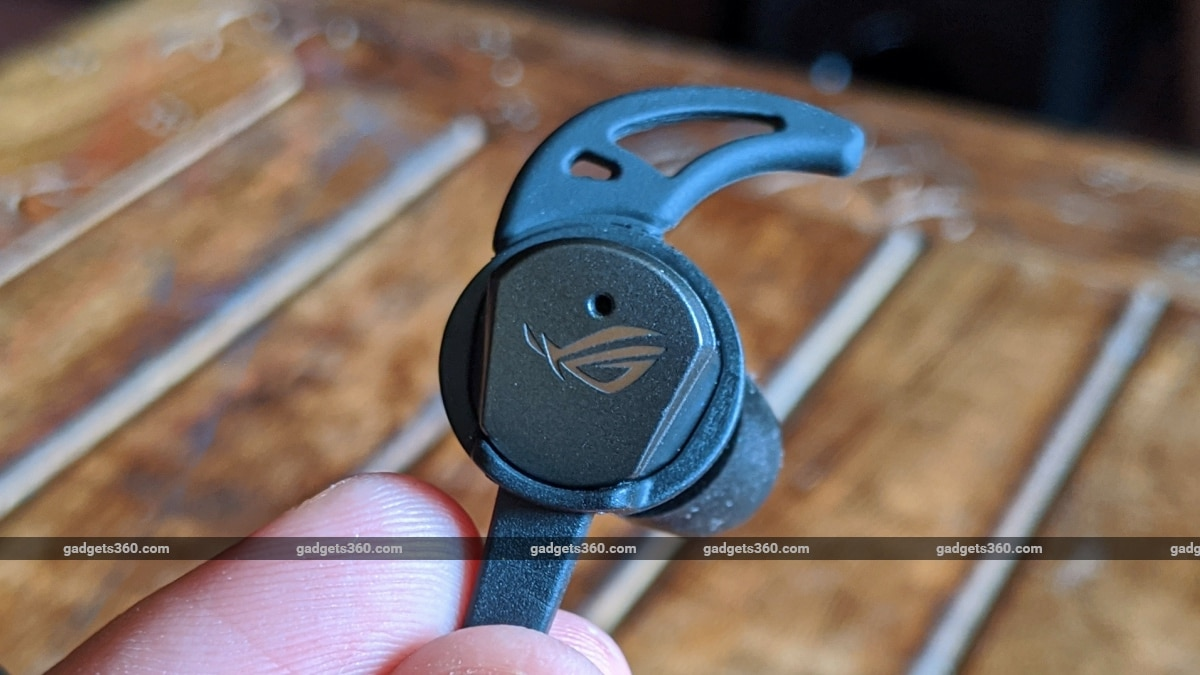 asus rog cetra review earphone Asus  Asus ROG Cetra