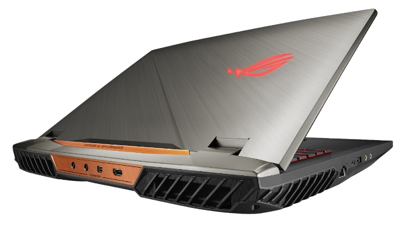 Asus TUF Gaming FX504, ROG G703 With 8th Gen Intel