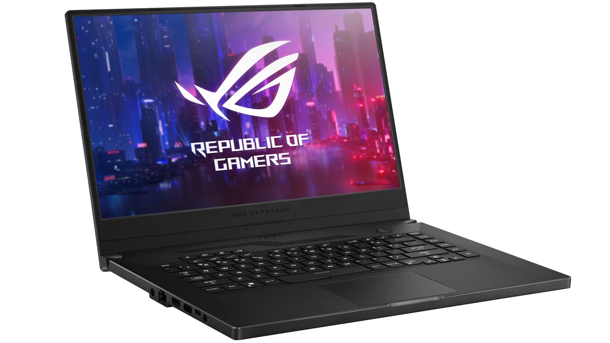 Asus ROG Zephyrus G GA502 Gaming Laptop Launched in India at Rs. 99,990