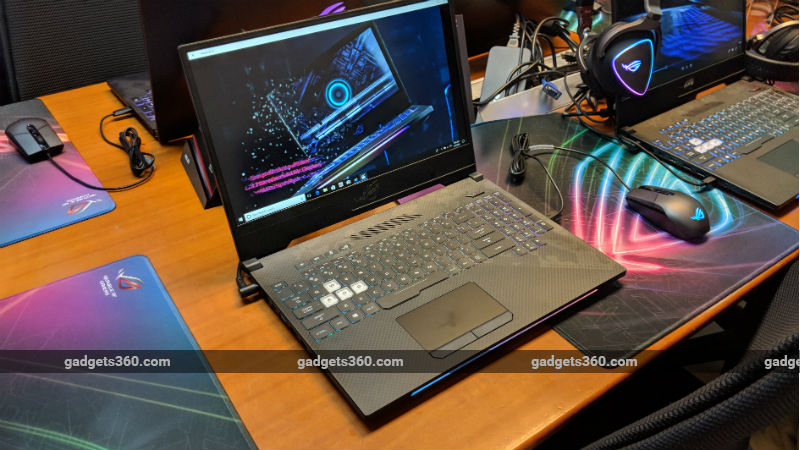Asus ROG Strix SCAR II, ROG Strix Hero II Gaming Laptops Launched in India