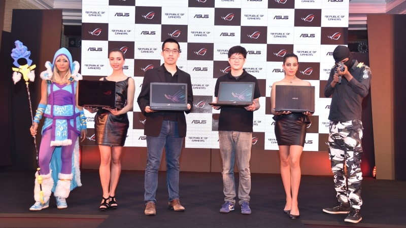 Asus Launches New ROG Gaming Laptops in India: Price, Specifications