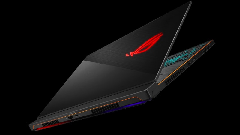 Asus unveils 'world's thinnest' GTX 1060 gaming notebook