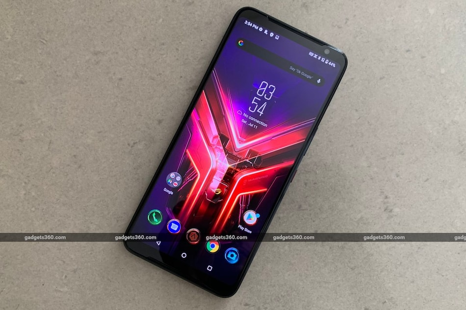Asus ROG Phone 3 With Snapdragon 865+ SoC, 6,000mAh Battery Launched: Price in India, Specifications