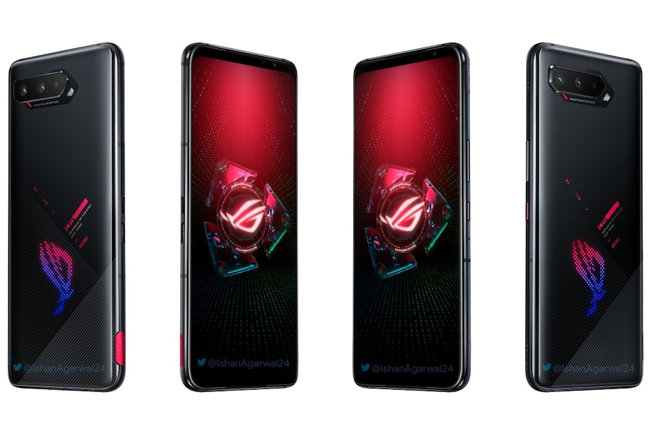 Asus ROG Phone 5 India Launch Today: How to Watch Livestream, Expected Specifications