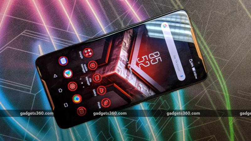 Asus ROG Phone With Snapdragon 845 SoC, 3D Vapour-Chamber Cooling Launched at Computex 2018