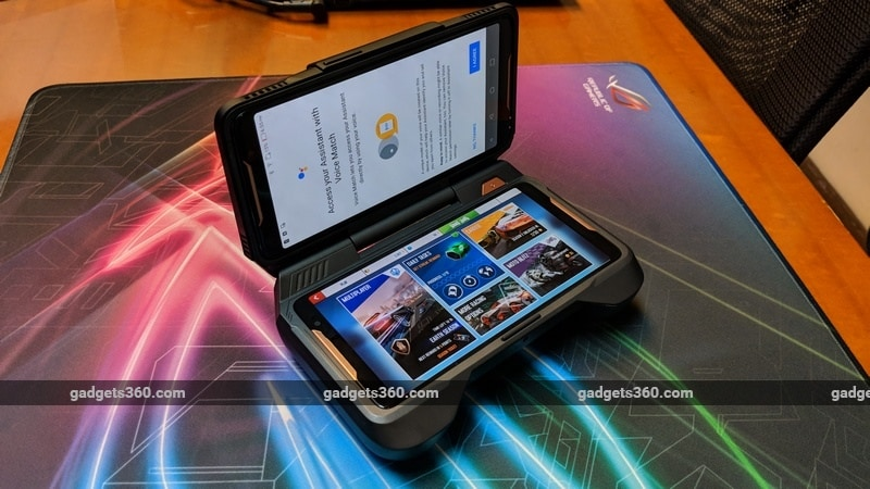 ASUS has just made the most insane gaming smartphone