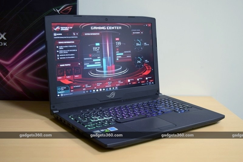 Asus ROG Strix GL503 Scar Edition Review | NDTV Gadgets360 com