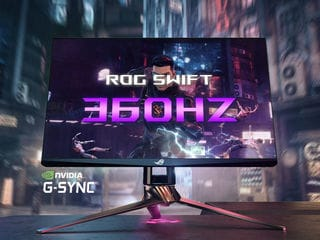 Asus at CES 2020: ROG Swift 360Hz, ROG Swift PG32UQX 144Hz Gaming Monitors Launched