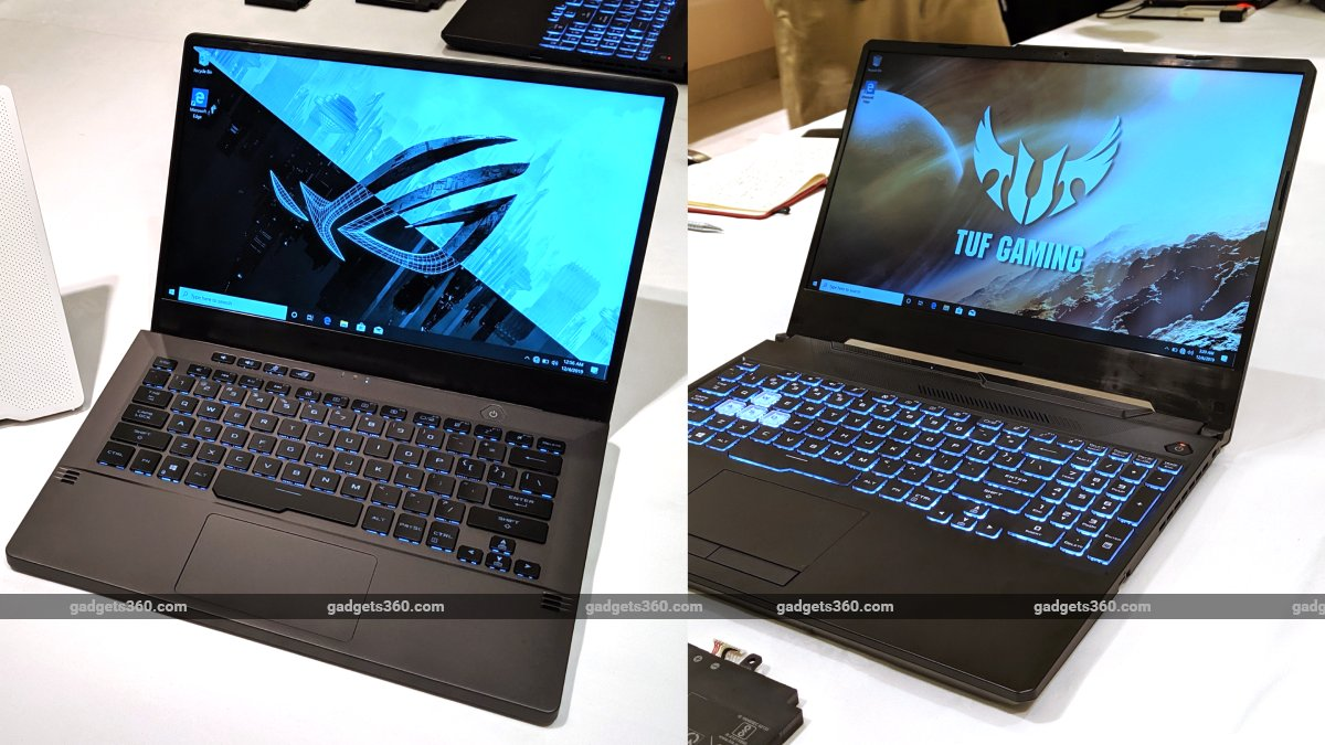 Asus ROG Zephyrus G14 and TUF Gaming A15 First Impressions: CES 2020