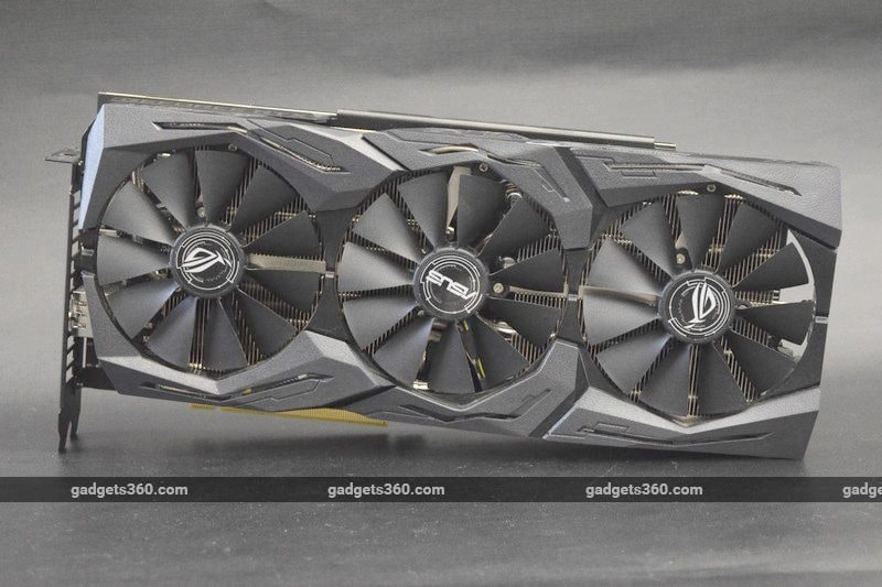 Asus ROG Strix GeForce RTX 2060 OC 6GB Review | NDTV Gadgets360 com