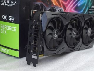 Asus ROG Strix GeForce GTX 1660 Ti OC 6GB Review